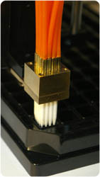 NextPin Microarray Head with Tube Extenders